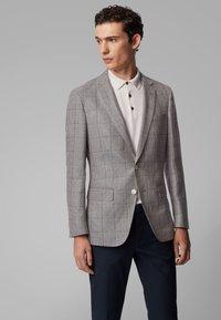 BOSS - HARTLAY1 - Blazer jacket - silver - 0