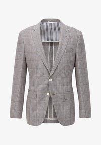 BOSS - HARTLAY1 - Blazer jacket - silver - 3