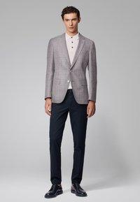 BOSS - HARTLAY1 - Blazer jacket - silver - 1