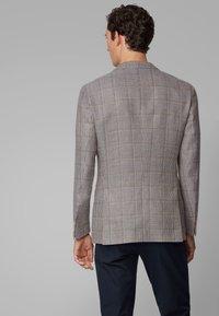 BOSS - HARTLAY1 - Blazer jacket - silver - 2