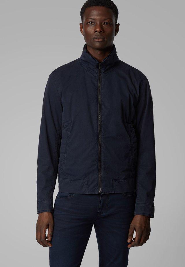 ODIVE-D - Light jacket - dark blue