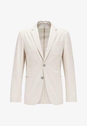 NOLVAY - Blazer jacket - natural
