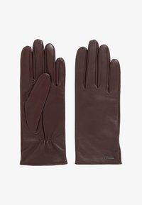 BOSS - GUEEN1 - Fingerhandschuh - dark red - 1