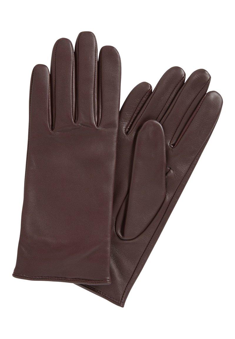 BOSS - GUEEN1 - Fingerhandschuh - dark red