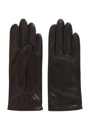 GUEEN1 - Gloves - black