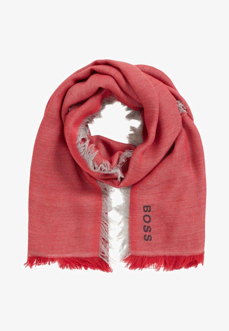 BOSS - NALU - Schal - red