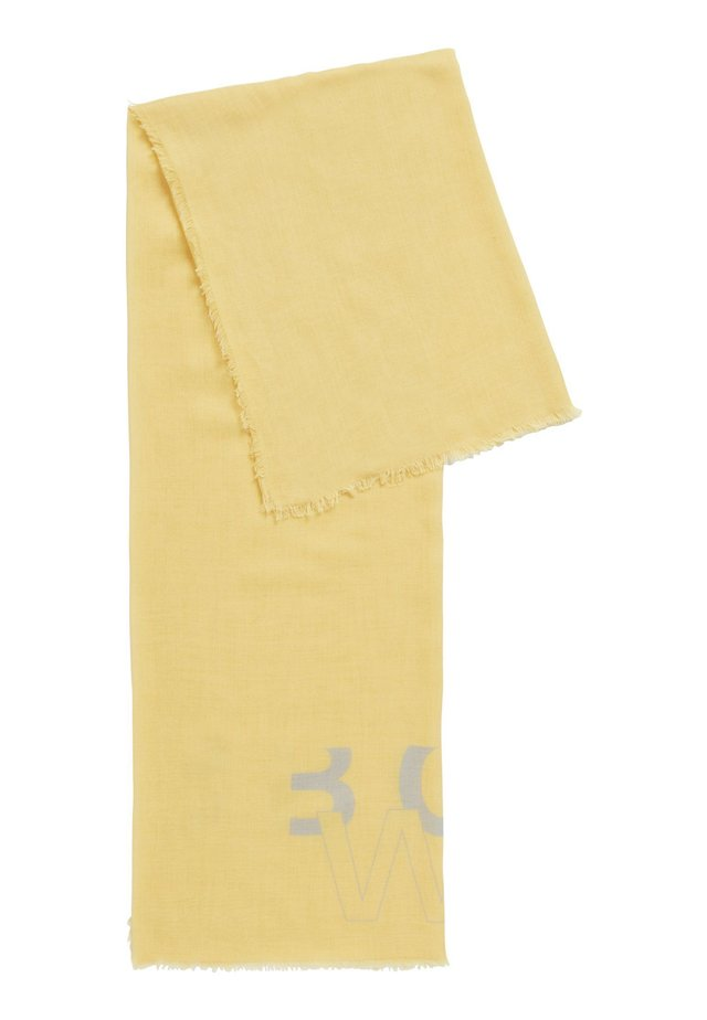 NATINI - Tuch - yellow