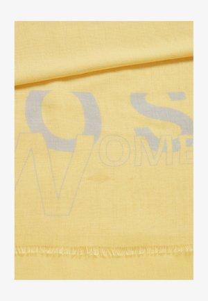 NATINI - Foulard - yellow