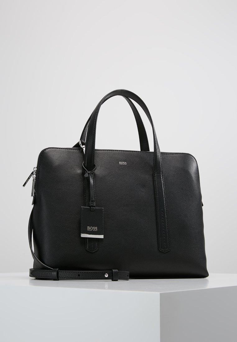 BOSS - TAYLOR BRIEFCASE - Briefcase - black