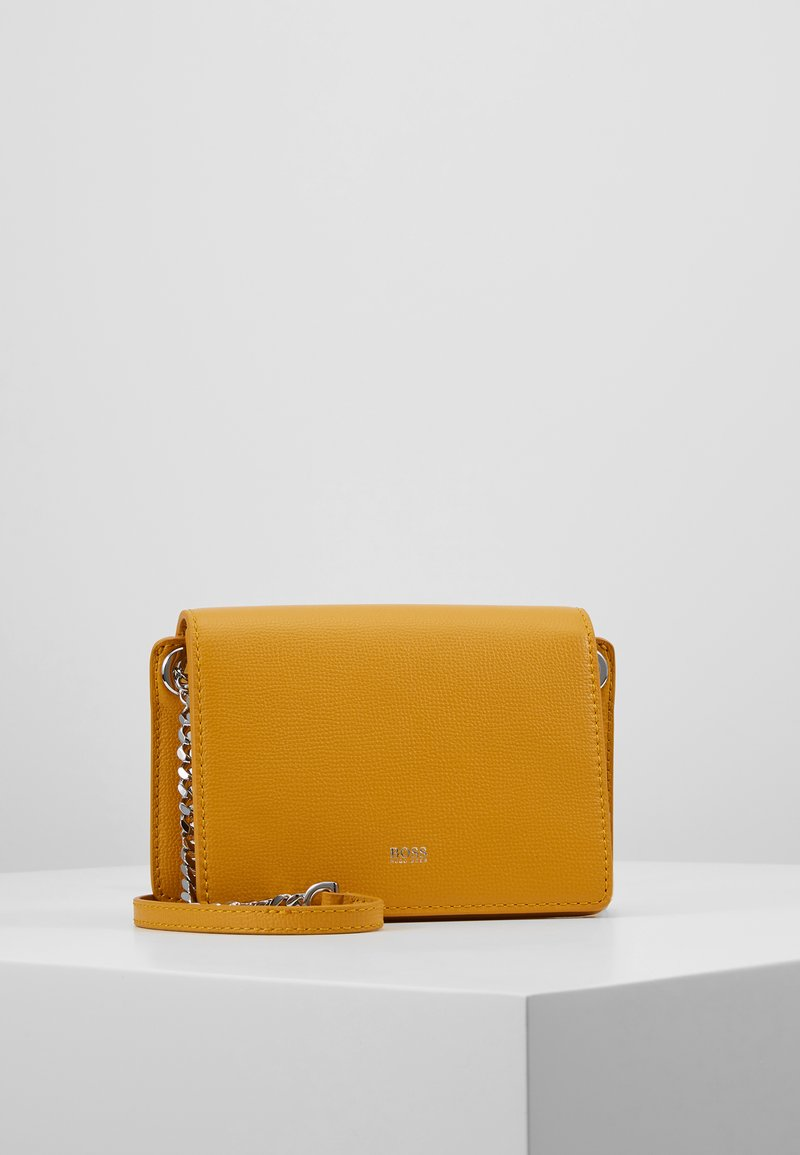 BOSS - TAYLOR MINI - Across body bag - mustard