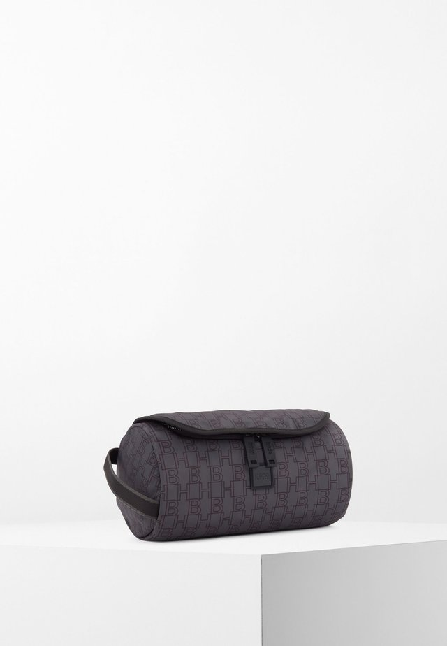 Wash bag - anthracite