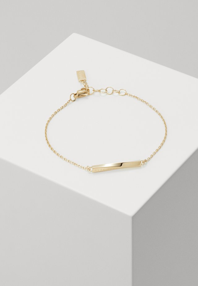 SIGNATURE - Armband - gold-coloured