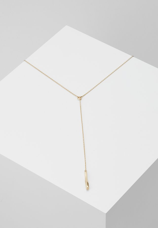 SIGNATURE - Collier - gold-coloured