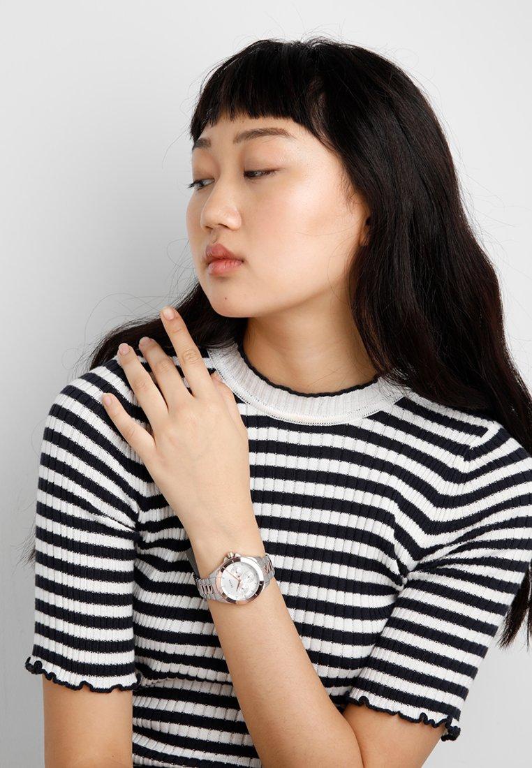 BOSS - PREMIERE - Watch - silver-coloured
