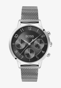 BOSS - Rannekello ajanottotoiminnolla - silver - 0
