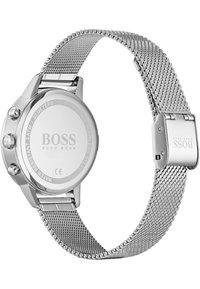 BOSS - Rannekello ajanottotoiminnolla - silver - 1