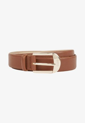 NICOLE BELT 3 CM-H - Belt - light brown