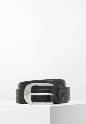 NICOLE BELT 3 CM-H - Ceinture - black