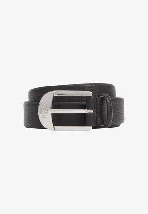 NICOLE BELT 3 CM-H - Belt - black