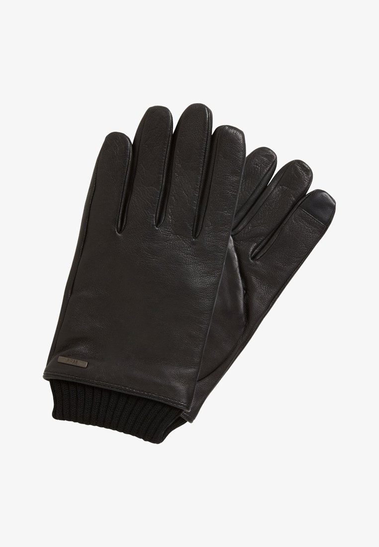 BOSS - HEWEN-TT - Gloves - black
