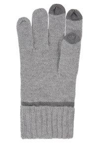 BOSS - GRITZ - Gloves - light/pastel grey - 3