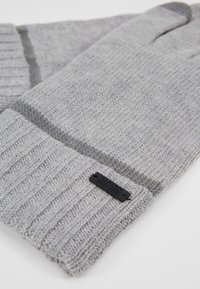 BOSS - GRITZ - Gloves - light/pastel grey - 4