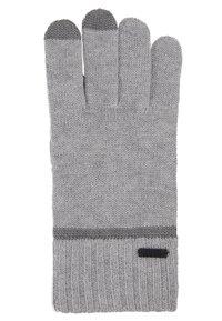 BOSS - GRITZ - Gloves - light/pastel grey - 2