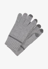 BOSS - GRITZ - Gloves - light/pastel grey - 1
