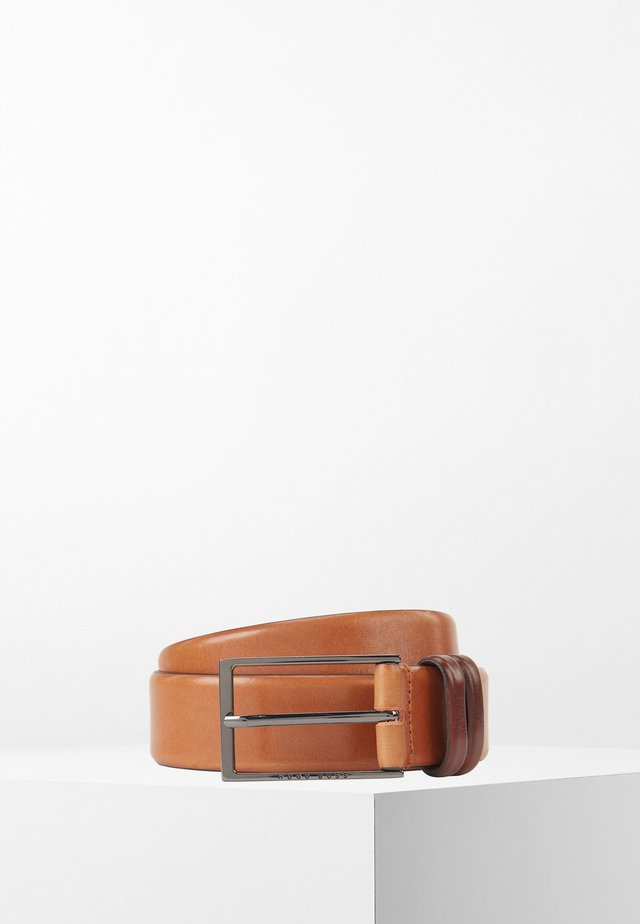 CARMELLO - Gürtel business - brown