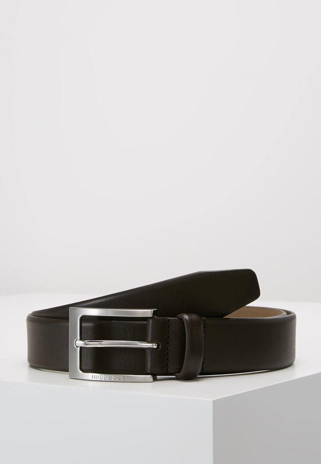 BARNABIE - Belt - dark brown