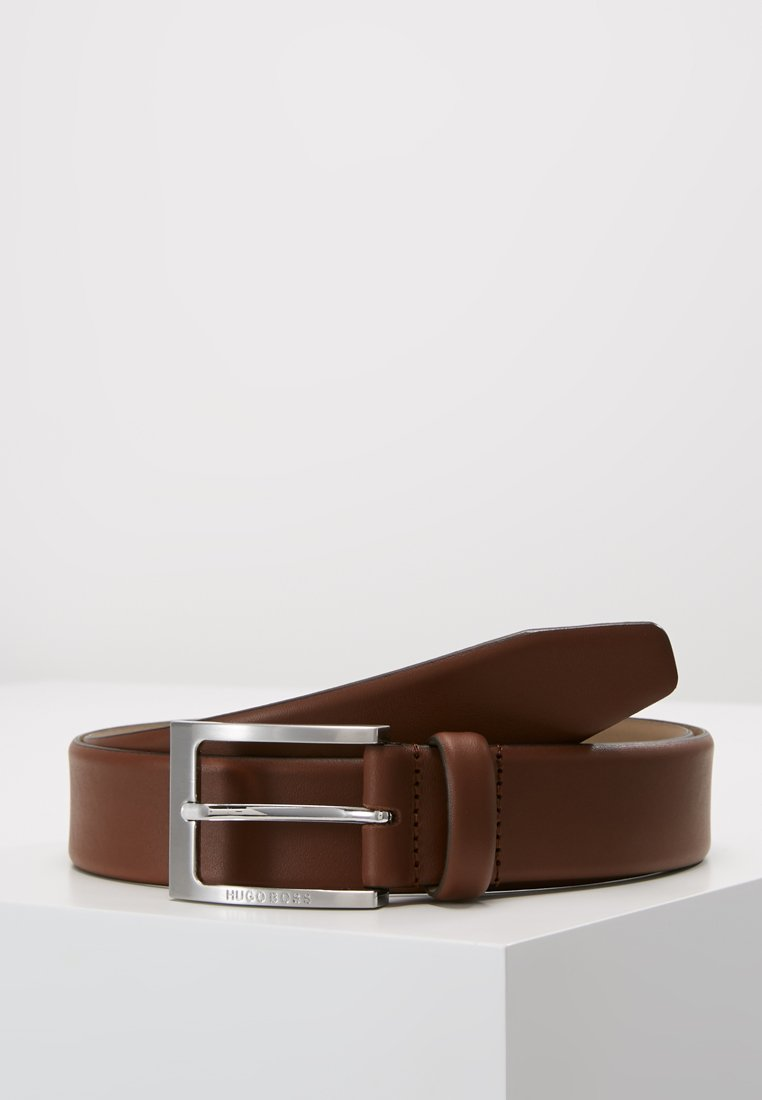 BOSS - BARNABIE - Cinturón - medium brown