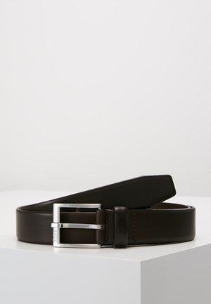 ERRON - Gürtel - dark brown