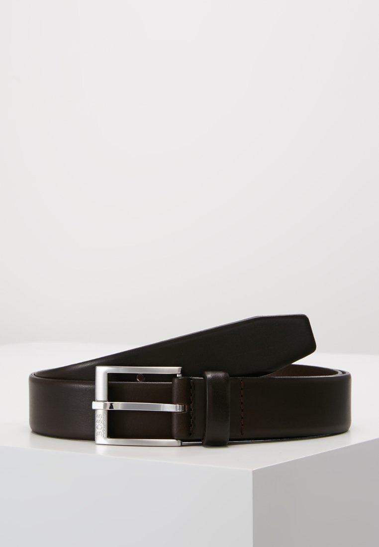 BOSS - ERRON - Vyö - dark brown