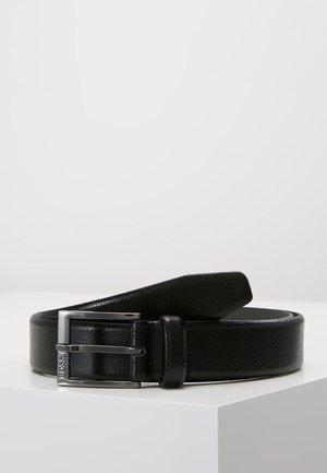 ELLOY - Gürtel - black