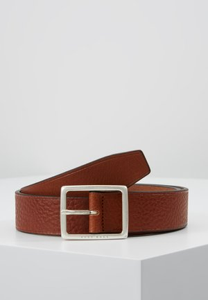 RALF - Belt - medium brown