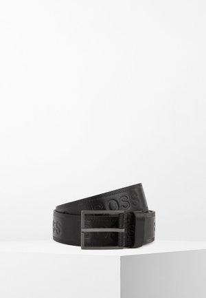 TRIL-LOGO_SZ35 - Bælter - black