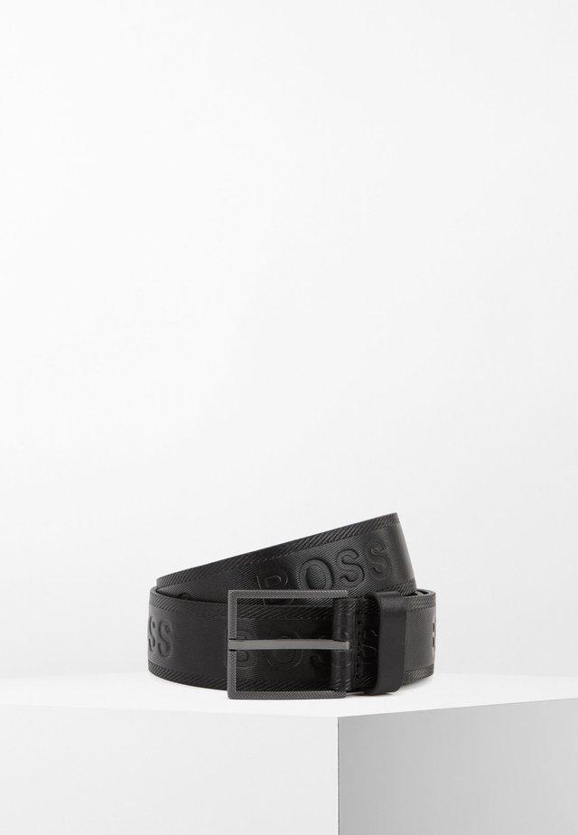 TRIL-LOGO_SZ35 - Belt - black
