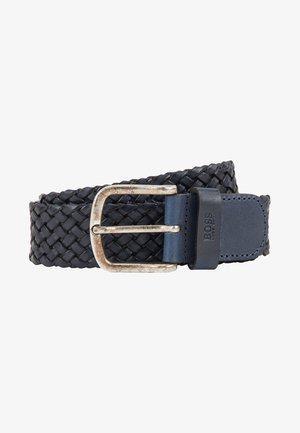 SASH-WN2_SZ35 - Belt - dark blue