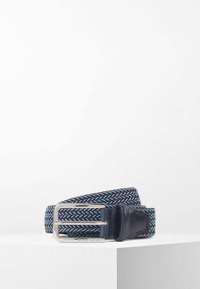 Gürtel - dark blue
