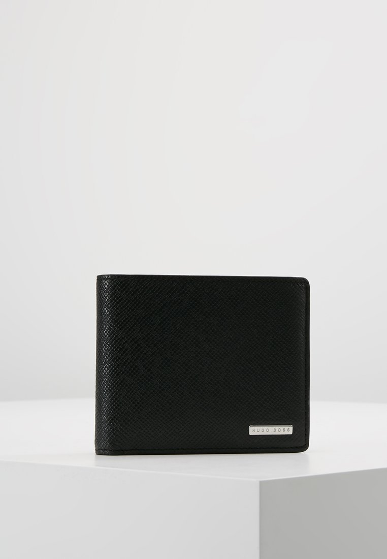 BOSS - SIGNATURE TRIFOLD - Wallet - black
