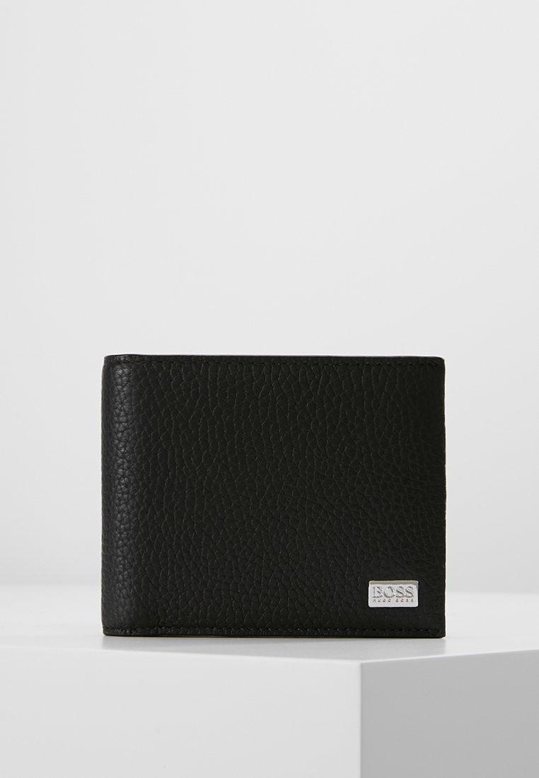 BOSS - CROSSTOWN TRIFOLD - Geldbörse - black