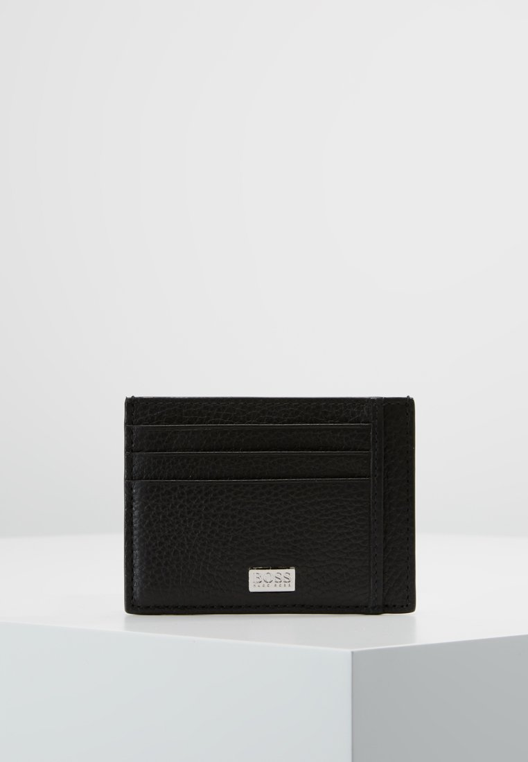 BOSS - CROSSTOWN CARD - Visitenkartenetui - black