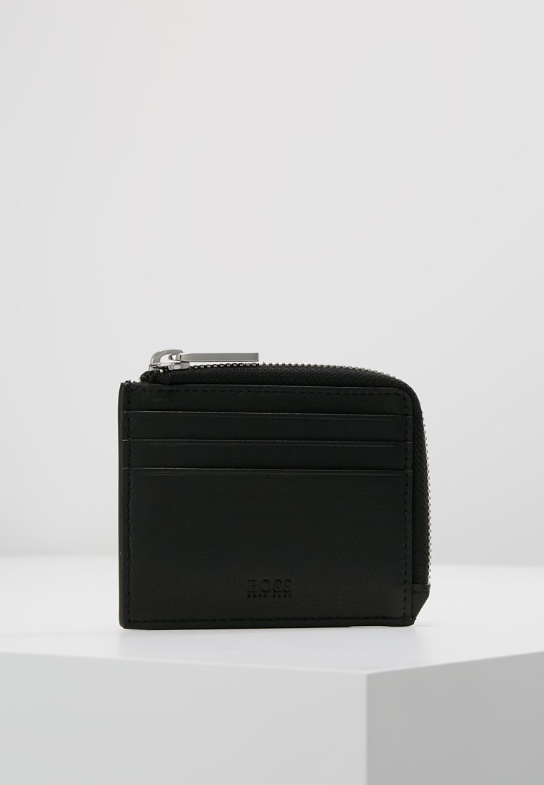 BOSS - MAJESTIC COIN ZIP - Portefeuille - black