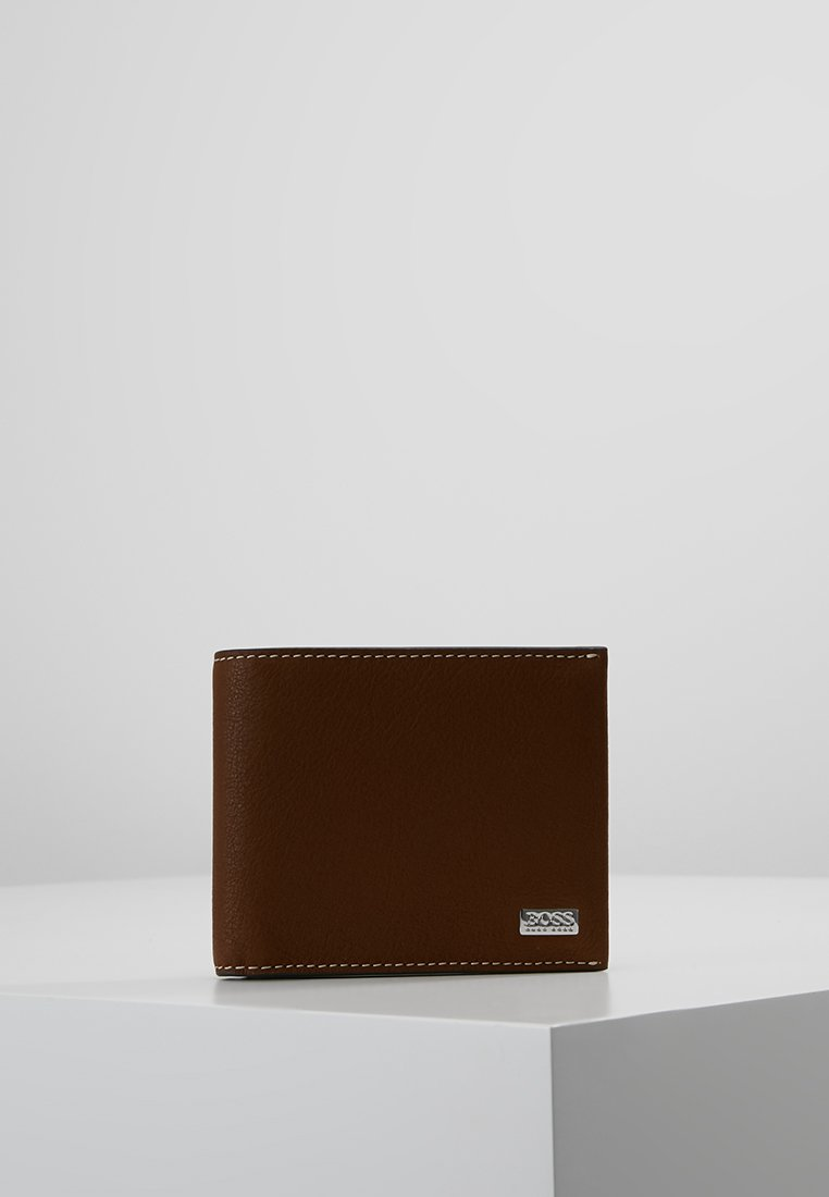 BOSS - CROSSTOWN TRIFOLD - Punge - light pastel brown