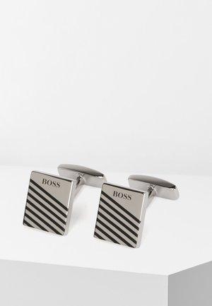 JANGO - Cufflinks - silver
