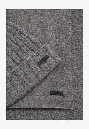 GAVEO SET - Scarf - grey