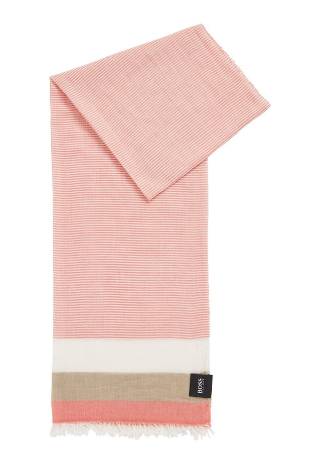NALSON - Sjal / Tørklæder - dark orange