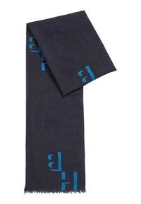 BOSS - ARNOLD - Scarf - dark blue - 4
