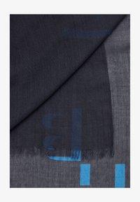 BOSS - ARNOLD - Scarf - dark blue - 3