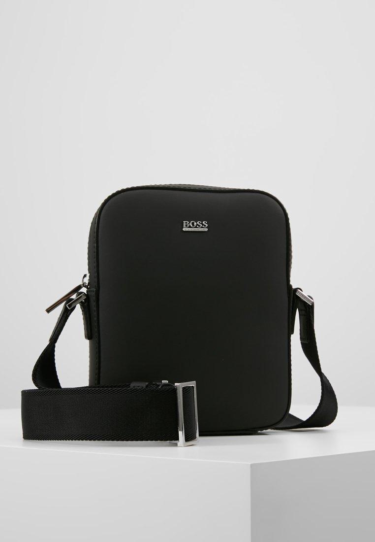 BOSS - SIGNATURE - Across body bag - black